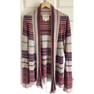 Billabong Multicolor Cardigan - Long